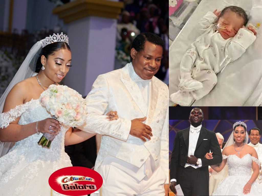 Wife oyakhilome pastor chris new Finally!!! Anita